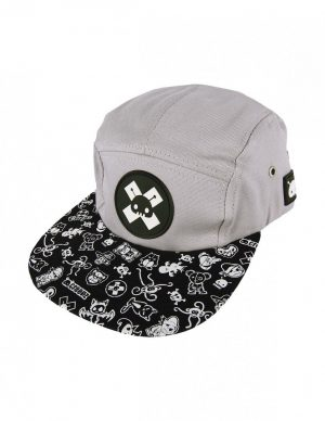 CREEPZ 5-PANEL X-ASHES GREY