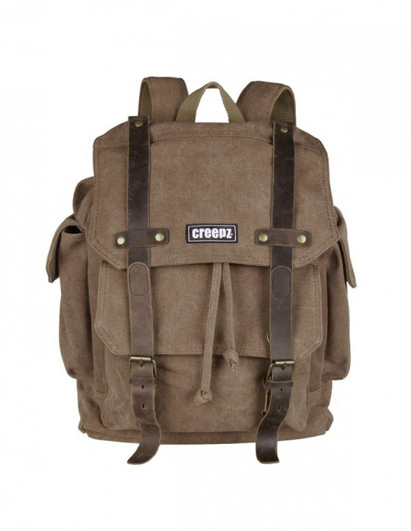 CREEPZ CANVAS HEAVY DUTY RUSTY