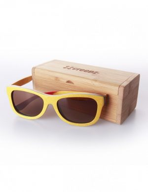 WOODEN SUNGLASSES STANCE