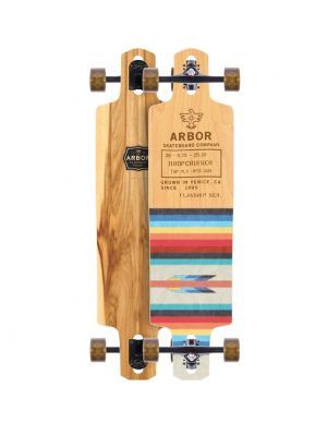 "Arbor Dropcruiser Flagship Series 38"" - Complete"