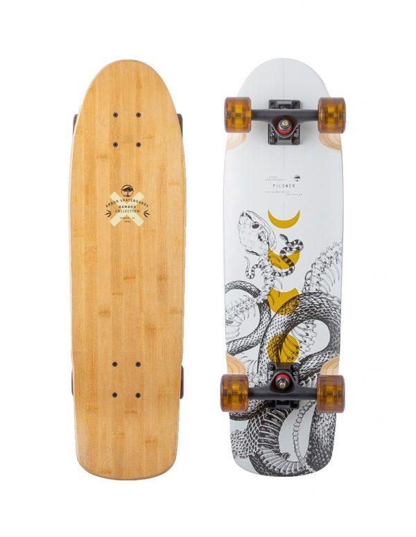 Arbor Pilsner Bamboo Longboard Skateboard