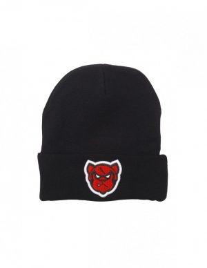 BEANIE BIG GORILLA BLACK