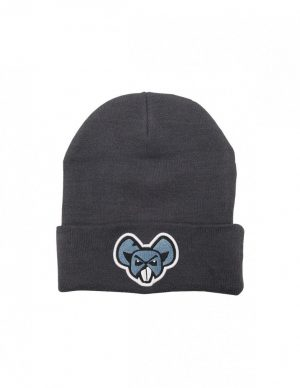 BEANIE MOUSE DARK GREY