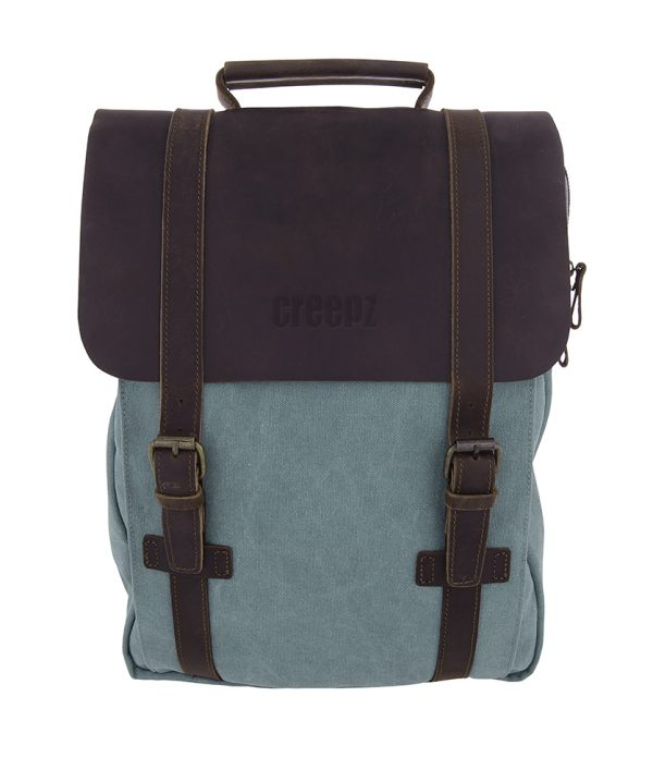 Creepz Canvas Teacher Vintage Blue