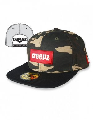CREEPZ ORIGINAL LOGO CAMO