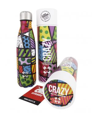 Creepz Bottle Crazy Full Color Edition 500 ML
