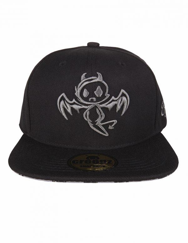 Creepz BatCap Black