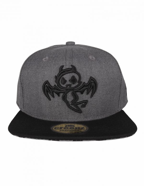 Creepz BatCap Grey