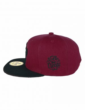 Creepz BatCap Ruby Red