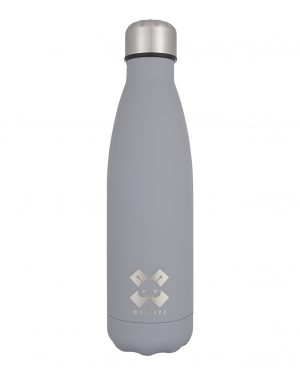 Creepz Bottle Grey Rubber Coated Edition 500 ML