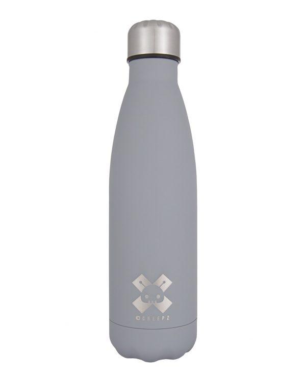 Creepz Bottle Grey Rubber Coated Edition 500 ML