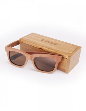 WOODEN SUNGLASSES FAKIE