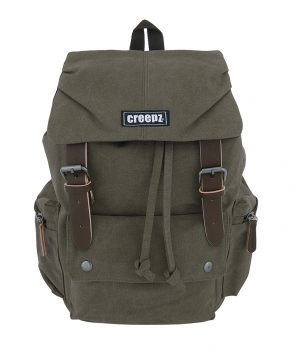 Creepz Canvas Scout Moss