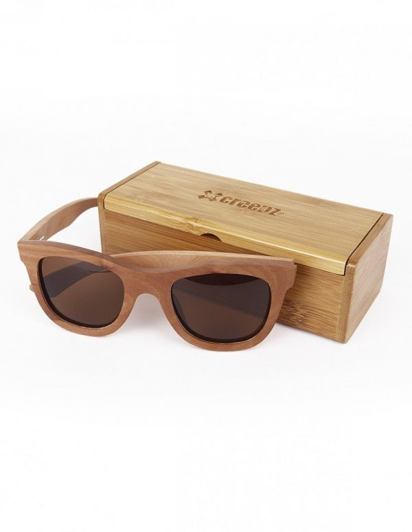 WOODEN SUNGLASSES NOLLIE