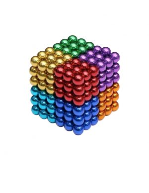 Neocube Magnets 8 Colors 5mm
