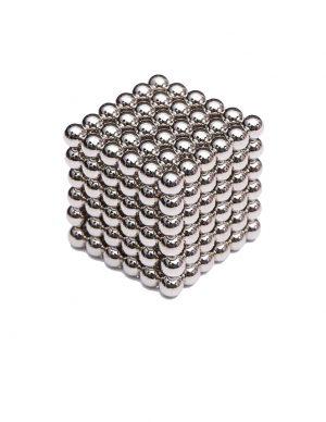Neocube Magnets Nikkel 5mm
