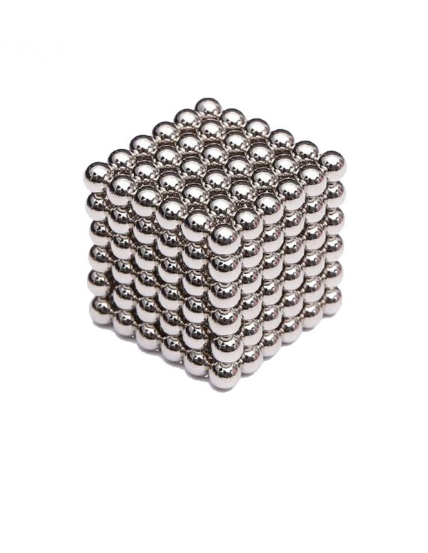 Neocube Magnets Nikkel 5mm