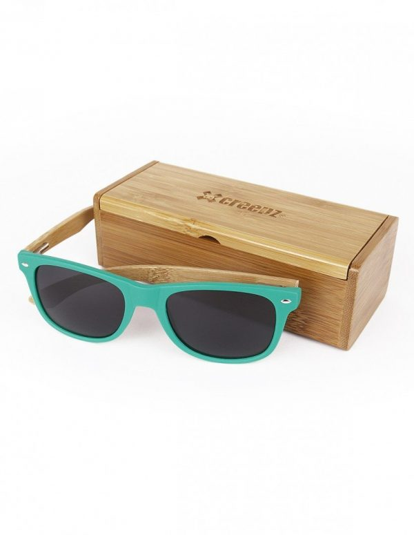 WOOD-PLASTIC SUNGLASSES POP