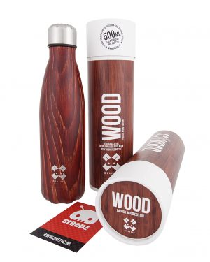 Creepz Bottle Padock Wood Edition 500 ML
