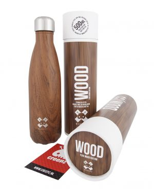Creepz Bottle Teak Wood Edition 500 ML