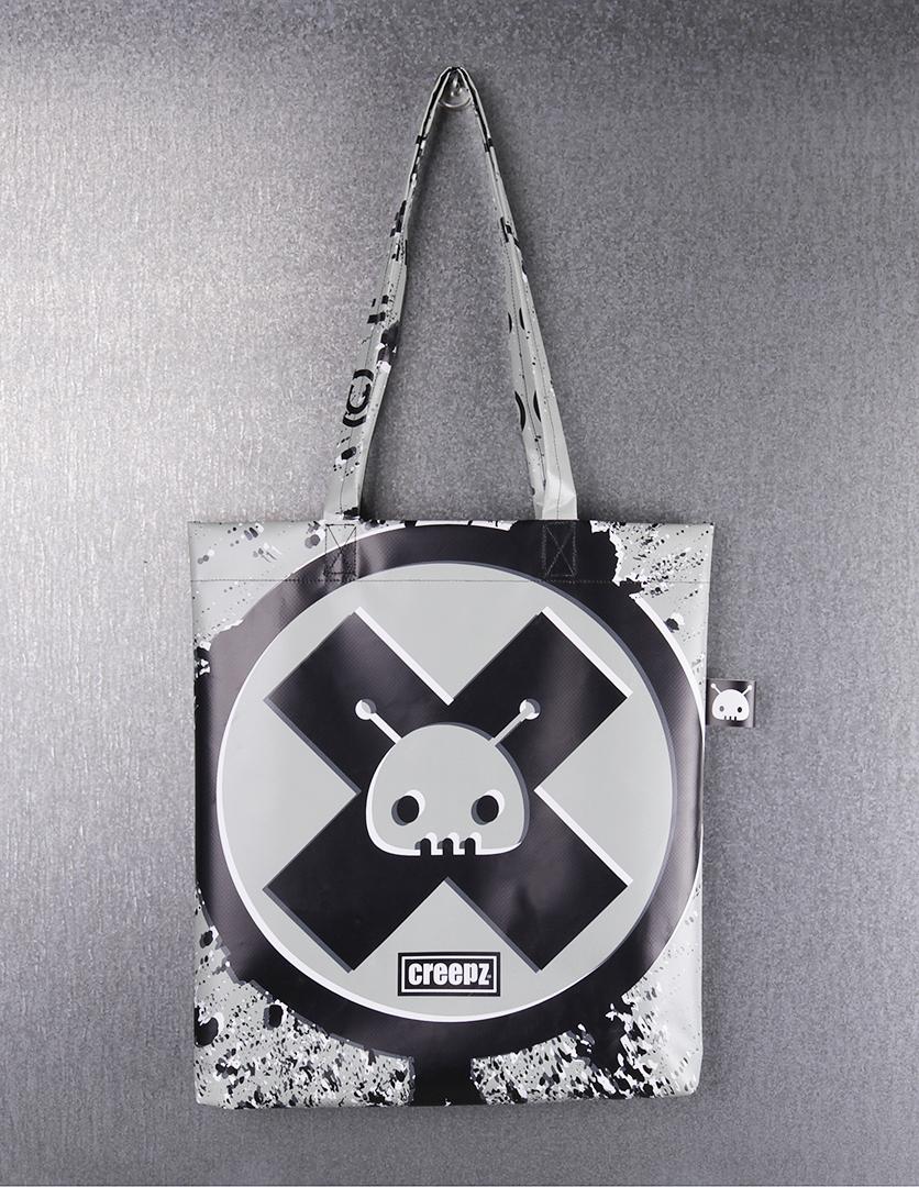 Creepz UglyBag Cross Logo