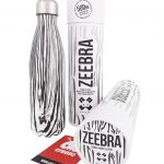 Creepz Bottle Zeebra Print Edition 500 ML